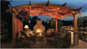 36+ Fresh And Creative Outdoor Patio Secrets 13