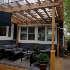 36+ Fresh And Creative Outdoor Patio Secrets 207