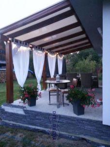 36+ Fresh And Creative Outdoor Patio Secrets 217