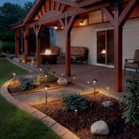 36+ Fresh And Creative Outdoor Patio Secrets 220