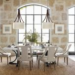 37+ Instant Solutions For Farmhouse Dinning Room 136