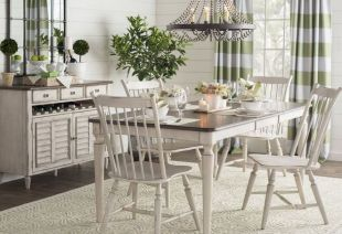 37+ Instant Solutions For Farmhouse Dinning Room 156