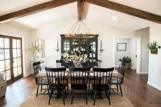 37+ Instant Solutions For Farmhouse Dinning Room 184