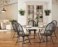 37+ Instant Solutions For Farmhouse Dinning Room 217
