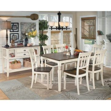 37+ Instant Solutions For Farmhouse Dinning Room 234