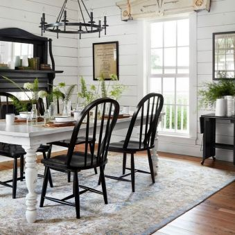 37+ Instant Solutions For Farmhouse Dinning Room 48