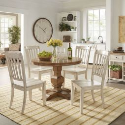 37+ Instant Solutions For Farmhouse Dinning Room 78