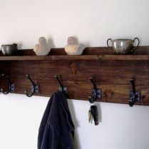 37+ The Nuiances Of Entryway Organizer Mail Key Holder Coat Rack Key Hooks Wall Coat Hook Shelf 37