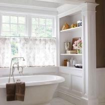 37+ Top Bathroom Drapery Ideas Secrets 402