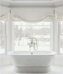 37+ Top Bathroom Drapery Ideas Secrets 460