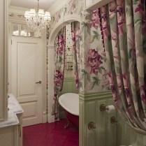 37+ Top Bathroom Drapery Ideas Secrets 53