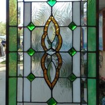 37+ Vital Pieces Of Stained Glass Home Design Ideas 113
