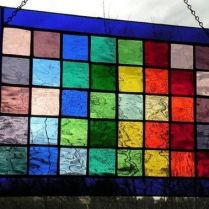 37+ Vital Pieces Of Stained Glass Home Design Ideas 171