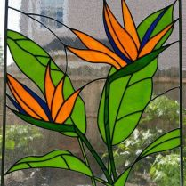 37+ Vital Pieces Of Stained Glass Home Design Ideas 251