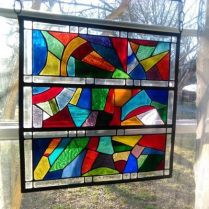 37+ Vital Pieces Of Stained Glass Home Design Ideas 293