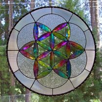 37+ Vital Pieces Of Stained Glass Home Design Ideas 53