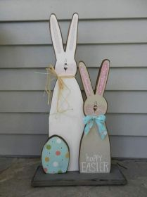 40+ Things You Won't Like About Easter Ideas For Outdoor Decorations And Things You Will 194