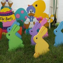 40+ Things You Won't Like About Easter Ideas For Outdoor Decorations And Things You Will 216
