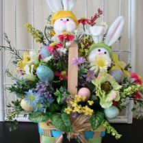 40+ What You Don't Know About Beautiful Easter Decoration Ideas 7