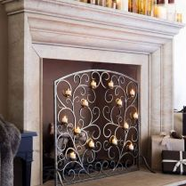 41+ What You Do Not Know About Fireplace Cover Frame May Shock You 121