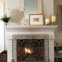 41+ What You Do Not Know About Fireplace Cover Frame May Shock You 254