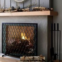 41+ What You Do Not Know About Fireplace Cover Frame May Shock You 343