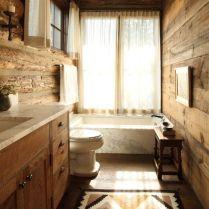 49+ Fraud, Deceptions, And Downright Lies About Bathroom Designs With Stone For Elegant Look Exposed 89