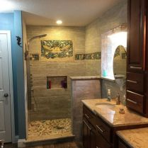 49+ Fraud, Deceptions, And Downright Lies About Bathroom Designs With Stone For Elegant Look Exposed 98