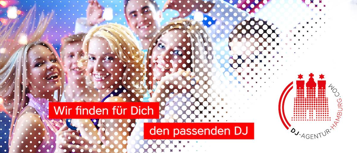 DJ Agentur Hamburg buchen und bei uns finden