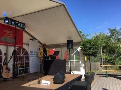 DJ Firmenfeier für Sommerfest in Hamburg