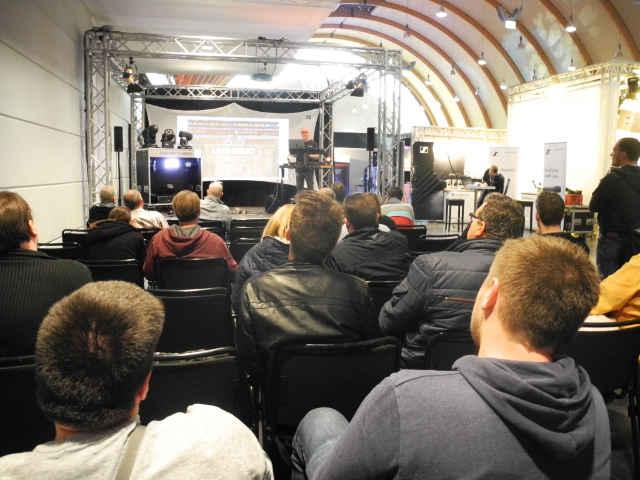 Messe DJ Seminare und Weiterbildung