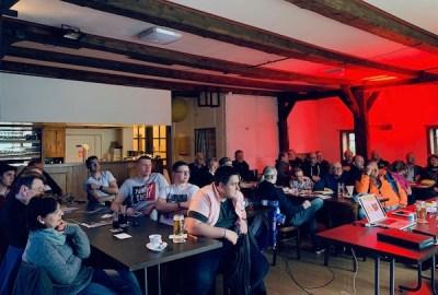 BVD e.V. DJ Verband - DJ Meet Up Lüneburg - Hamburg