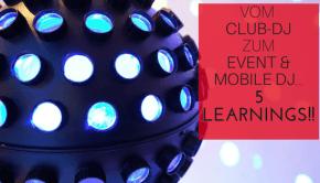Club to mobile DJ