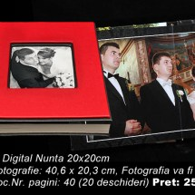 02Album Digital Nunta 15x20cm