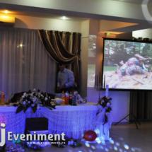 Proiectii Ecran Video Poze Film Nunta Botez