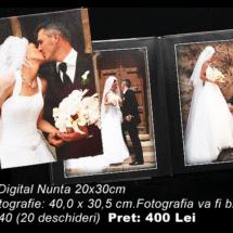05Album Digital Nunta 15x20cm
