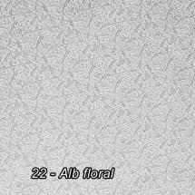 08 - Alb floral