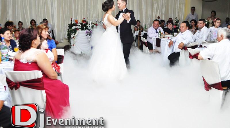 Fum pentru Valsul Mirilor Nunta Lenuta si Stefan