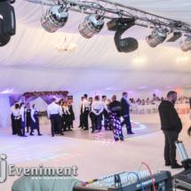 schela de lumini dj nunta timisoara
