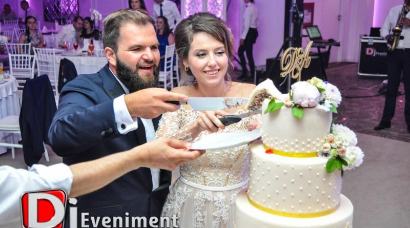 Nunta Daniel si Alina la Restaurantul Jadore din Lugoj