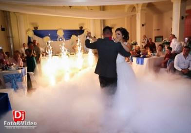 Foto-Video Fum Dansul Mirilor Nunta Corina si Utu Biled