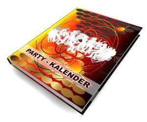 3D Buch III - Partykalender I