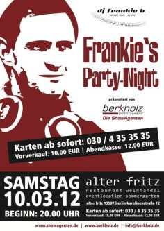 2012-10.03. Frankie´s Party Night Alter Fritz