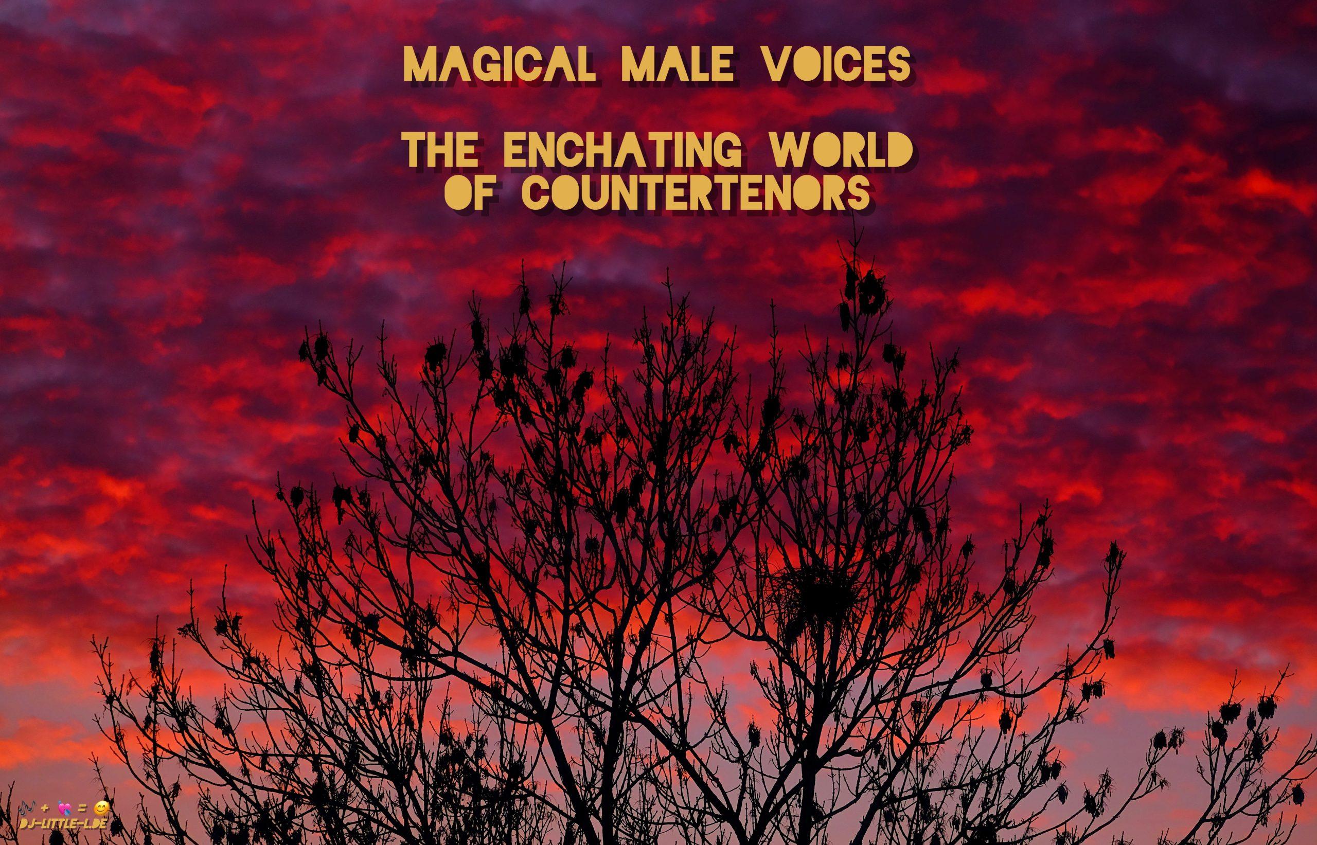 Magische Männerstimmen: Countertenöre
