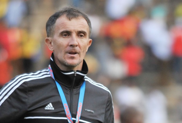 Image result for Orlando Pirates Coach Milutin 'Micho' Sredojevic