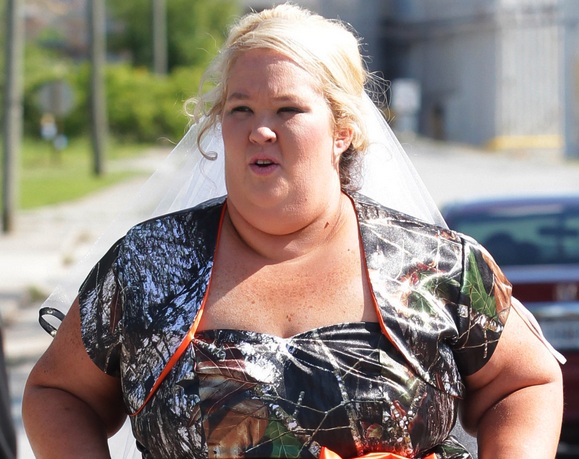 The 14 Craziest Wedding Dresses That Should Have NEVER