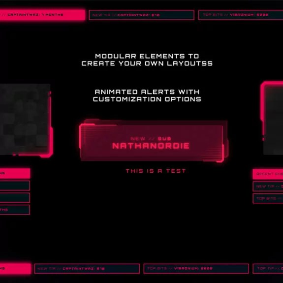 Interface Stream Package