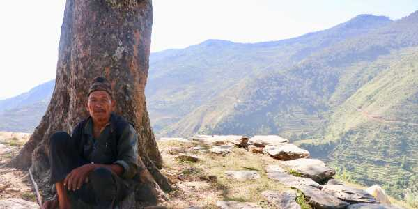 Doti district is located in the mid-hills of Far West Nepal.