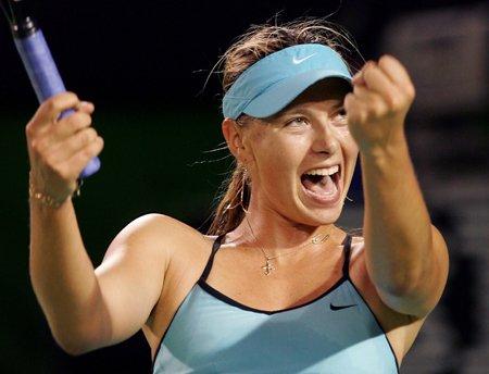 Maria wint van Daniela Hantuchova