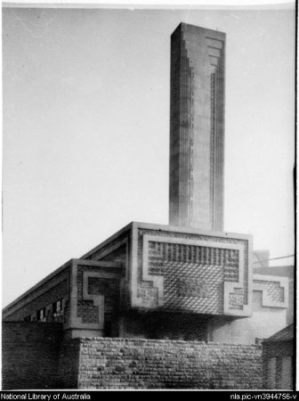 The Pyrmont Incinerator